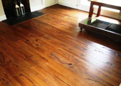 Rustic Hand Crafted Floorboards – Chobham Surrey