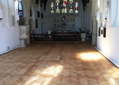 002_historic_heritage_old_Victorian_pine_herringbone_unique_restoration_church_Twickenham_012