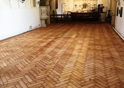 002_historic_heritage_old_Victorian_pine_herringbone_unique_restoration_church_Twickenham_013