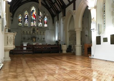 002_historic_heritage_old_Victorian_pine_herringbone_unique_restoration_church_Twickenham_017