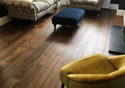 003_oak_traditional_rustic_natural_bespoke_stained_solid_boards_wood_flooring_Twickenham_Surrey