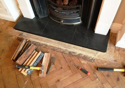 027_r_herringbone_restoration_old_victorian_pine_heritage_historical_sanded_sealed_Surrey_wood_flooring