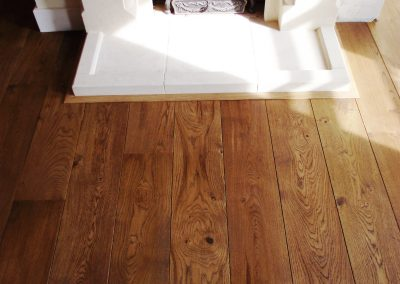 Rustic Oiled Engineered Hardwood Floor