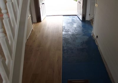 007_DPM_damp_proof_membrane_installation_rubber_based_adhesive_engineered_floor_boards_prefinished_wood_flooring_Surrey