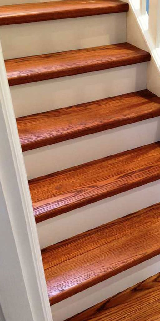 Wooden Staircase Floors