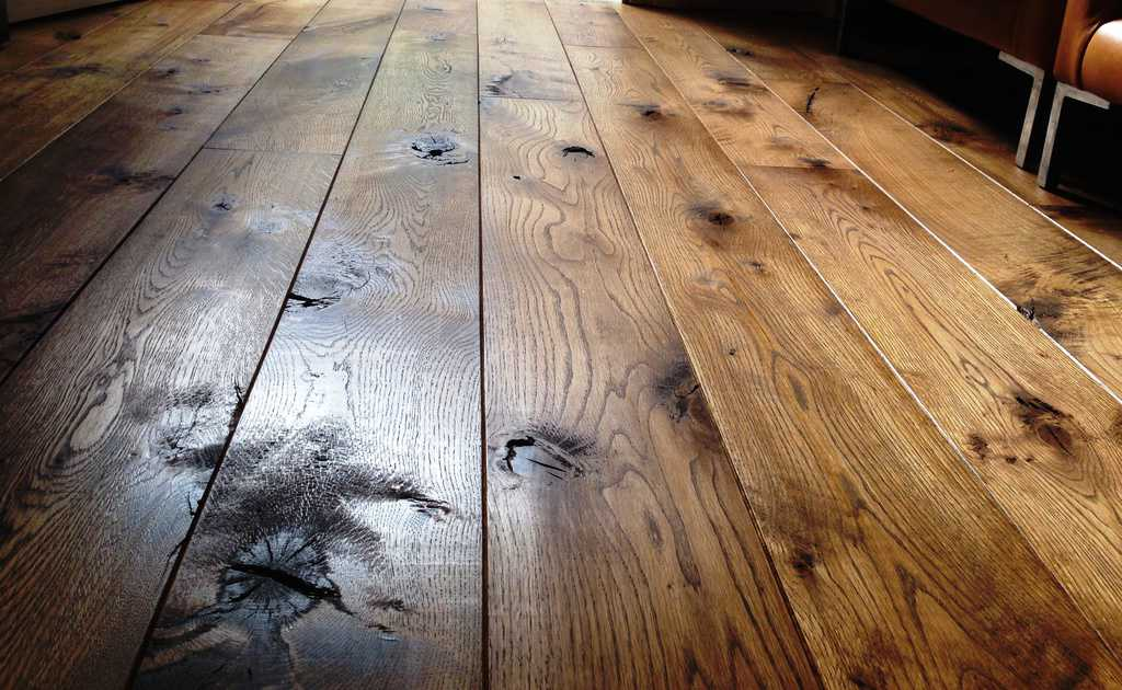 Gallery 1 Wood On The Floor